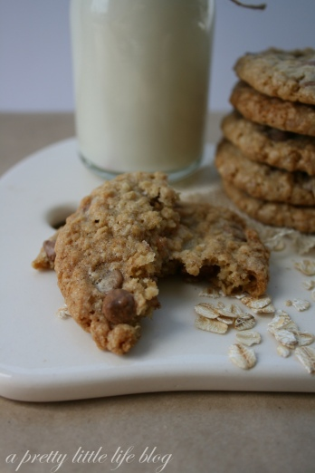 The best caramel oat cookies_002