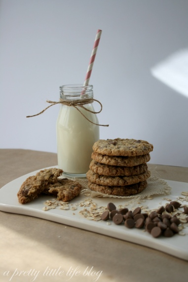 The best caramel oat cookies_003