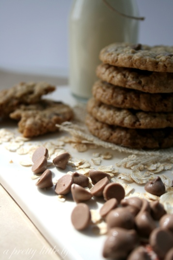 The best caramel oat cookies_005