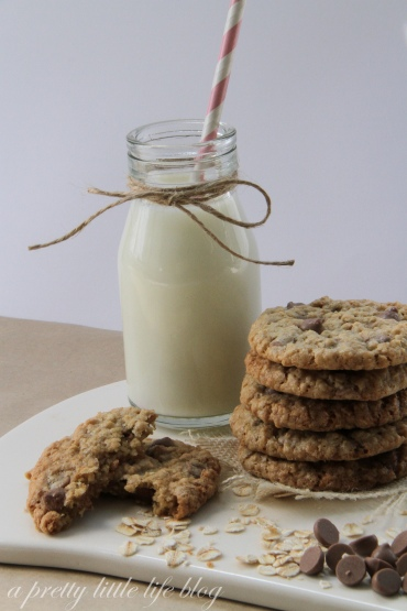 The best caramel oat cookies_007