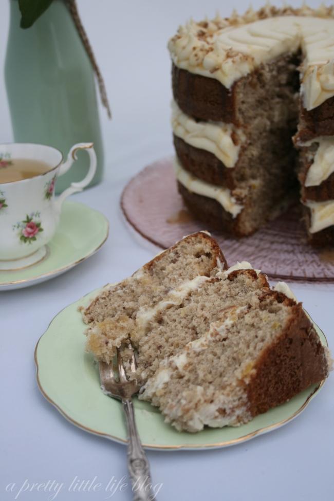 Humming bird cakeHumming Bird Cake