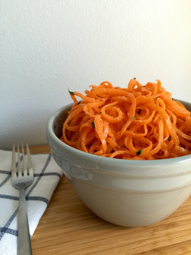 Paris Carrot Salad